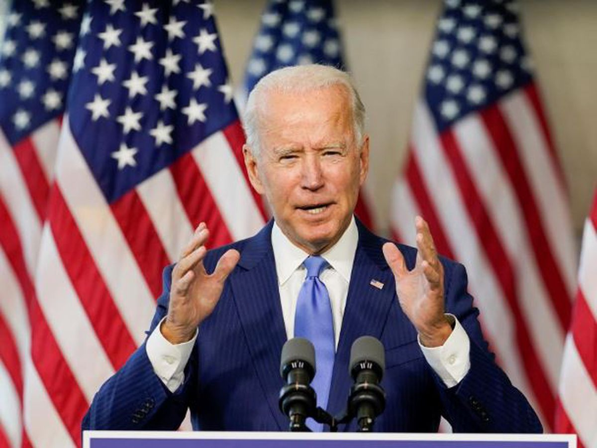 Presidential candidate Joe Biden hosts Black Economic Summit in Charlotte