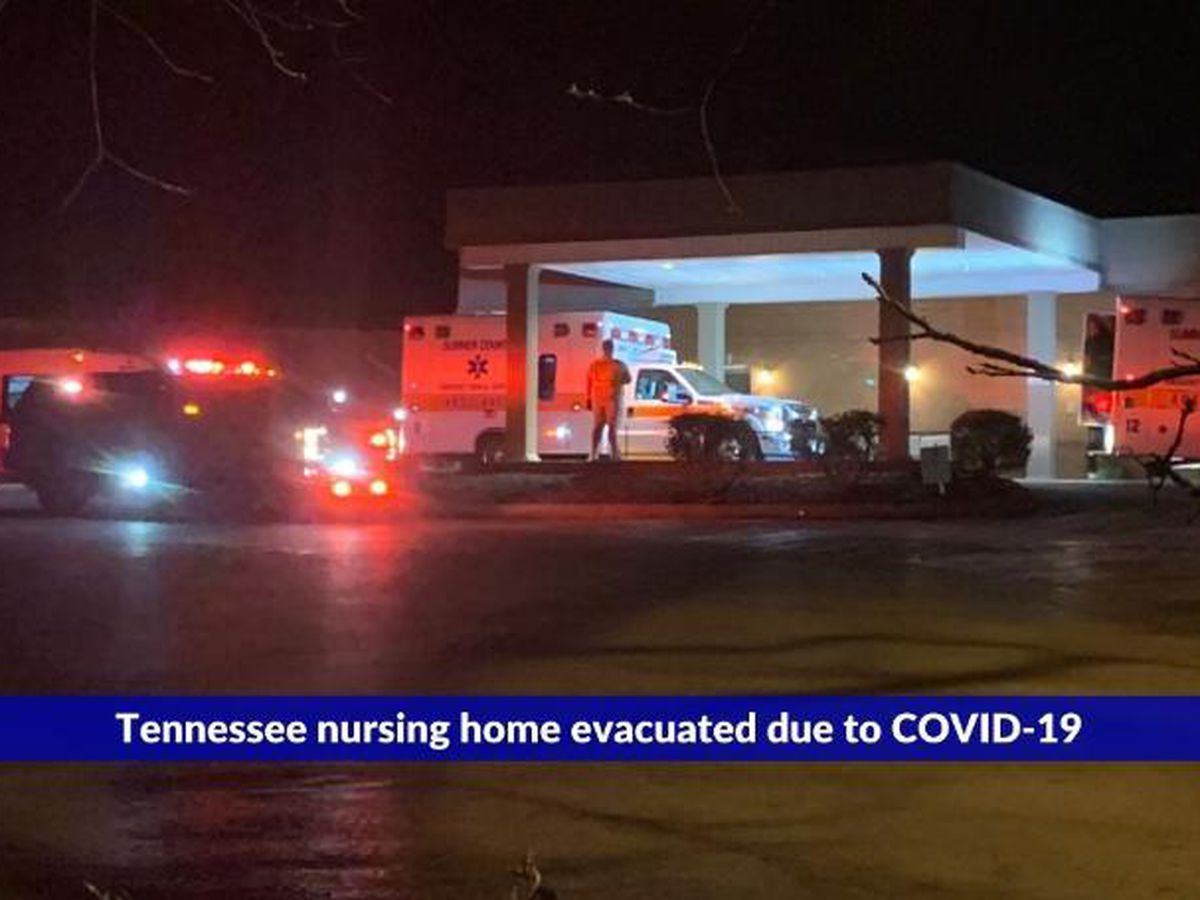 115 nursing home residents, staff test positive for COVID-19 in Sumner County, Tenn.