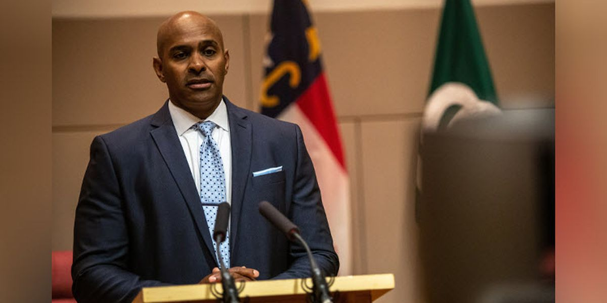CMPD Chief Kerr Putney retiring effective July 1: 'It's time'