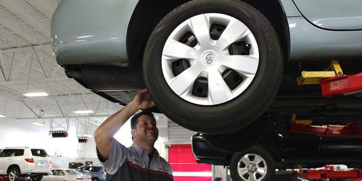 Stay safe with routine brake service!