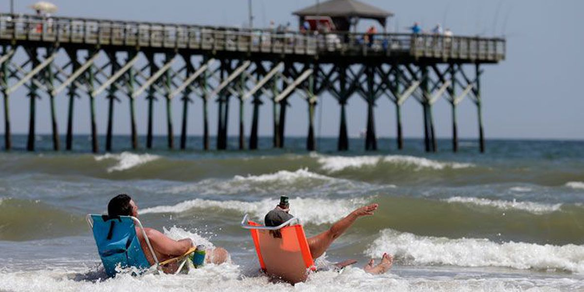 Shark alert! Warnings high- and low-tech seek to protect