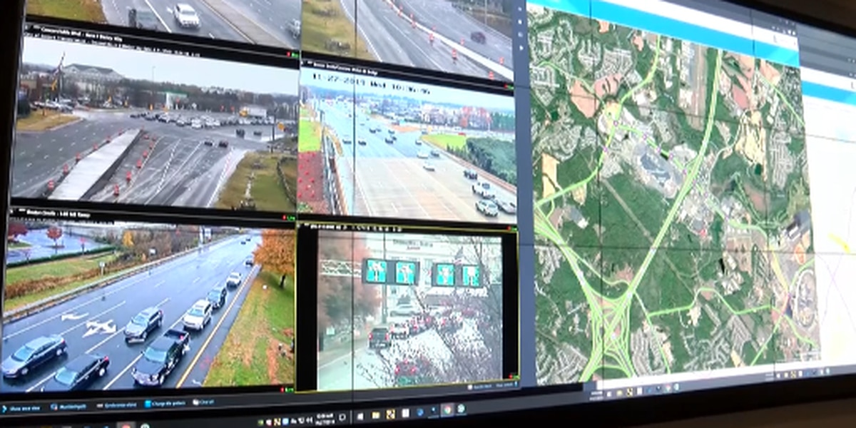 Concord Police develop traffic plan for Concord Mills area