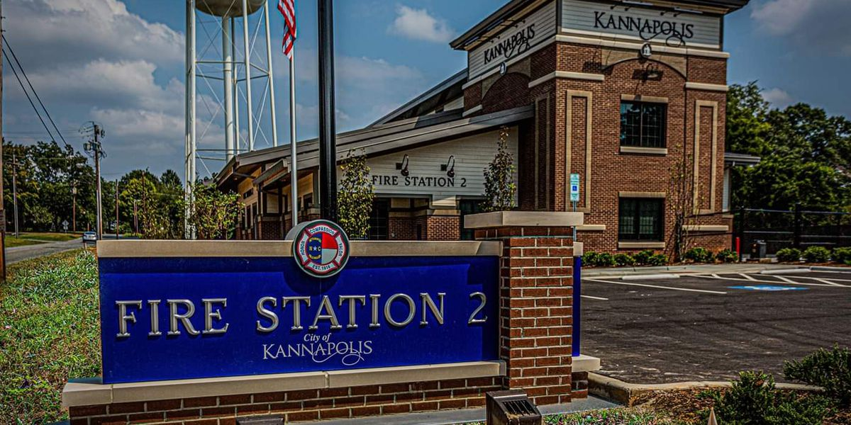 Open house set for new Kannapolis Fire Station #2