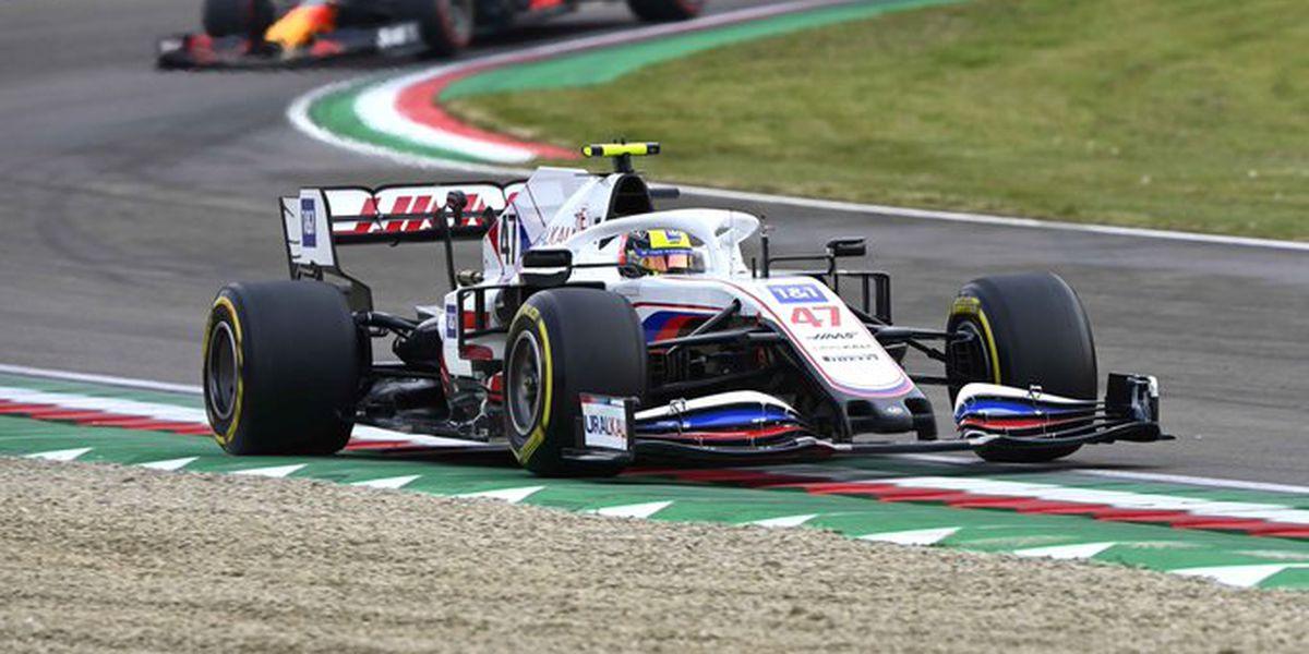 Kannapolis-based Haas F1 Team Emilia Romagna Grand Prix