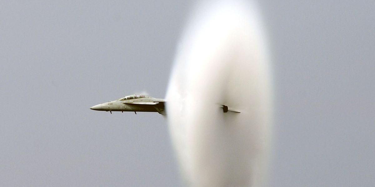 CofC geologist confirms shaking as sonic boom