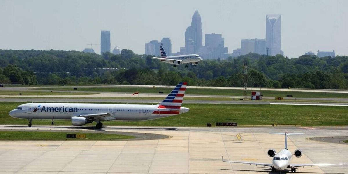 American Airlines cancels 300 Charlotte flights because of Irma