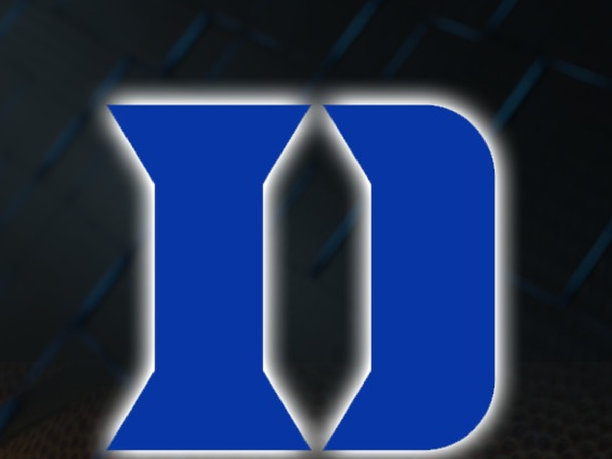 Harris throws 4 TDs as Duke routs Middle Tennessee 41-18