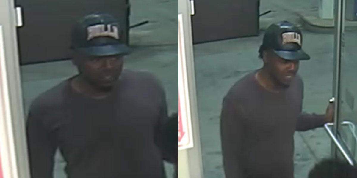 Suspect wanted in armed robbery of south Charlotte Exxon