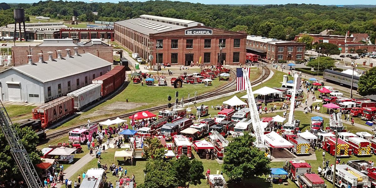Record year for North Carolina Transportation Museum in Spencer