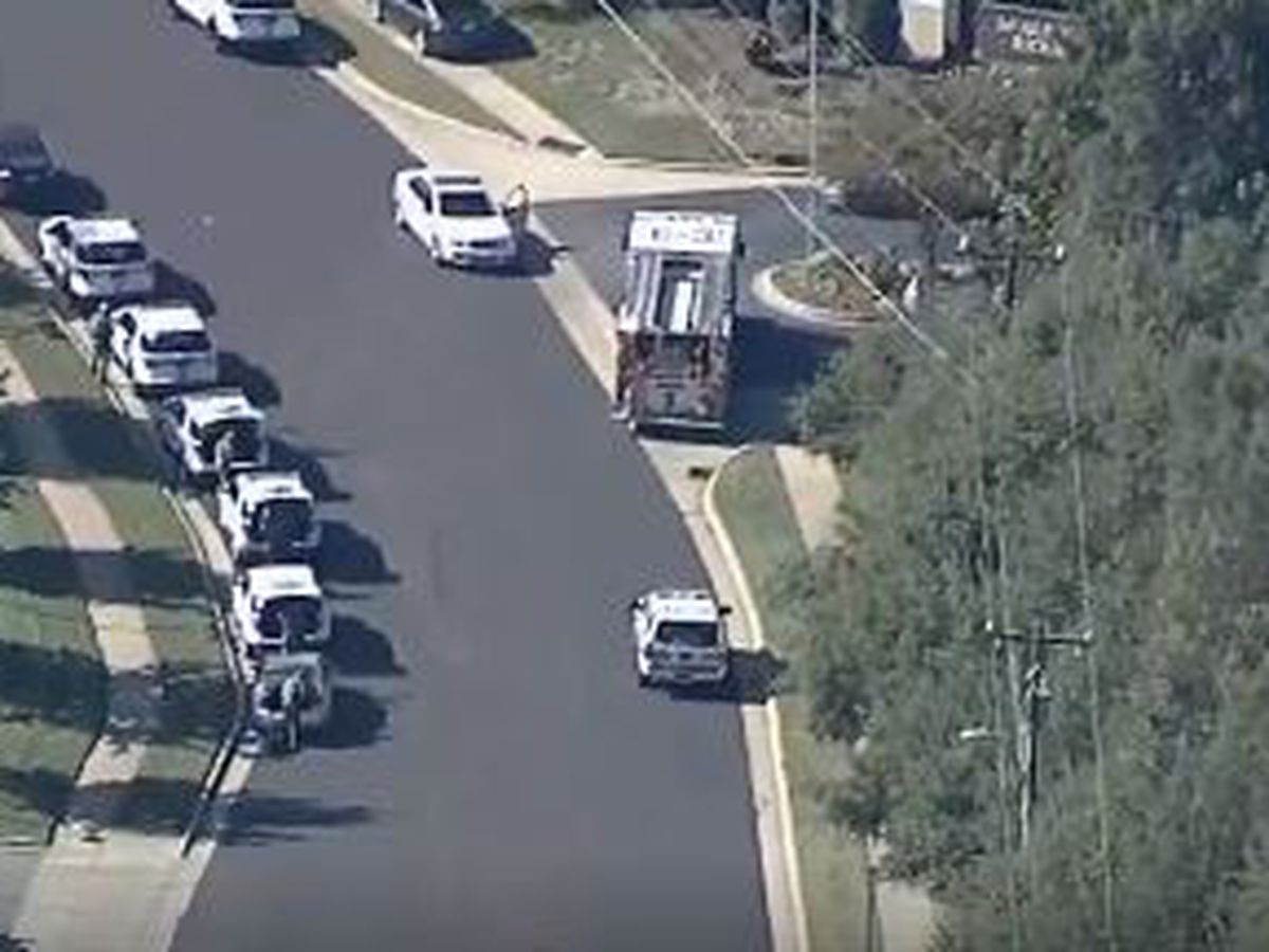 SWAT situation underway at Charlotte apartment complex