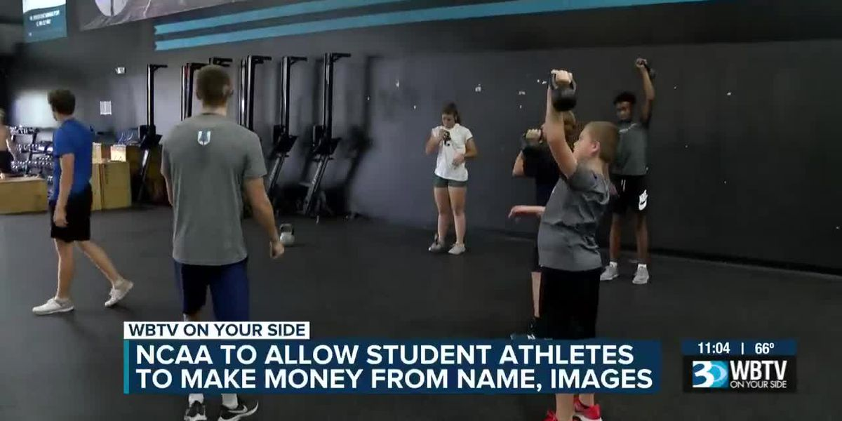 High school recruits are turning up their tenacity after NCAA says players can get paid