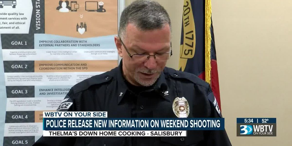 New information on weekend shooting