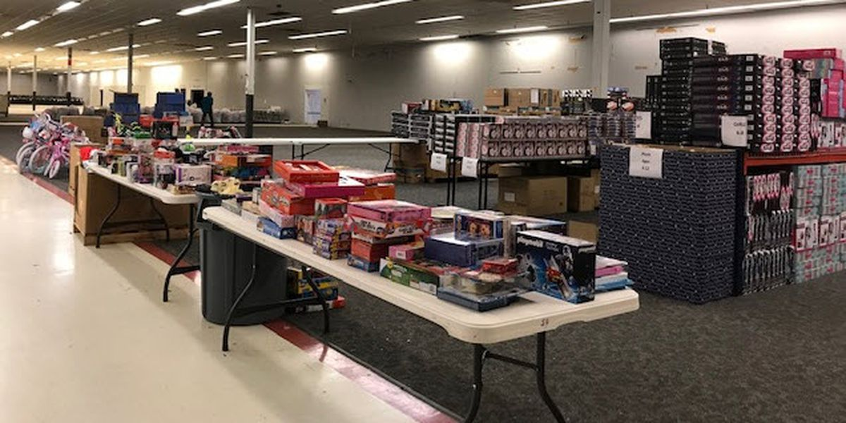 CMPD, Salvation Army asking for Christmas gifts & food donations for families