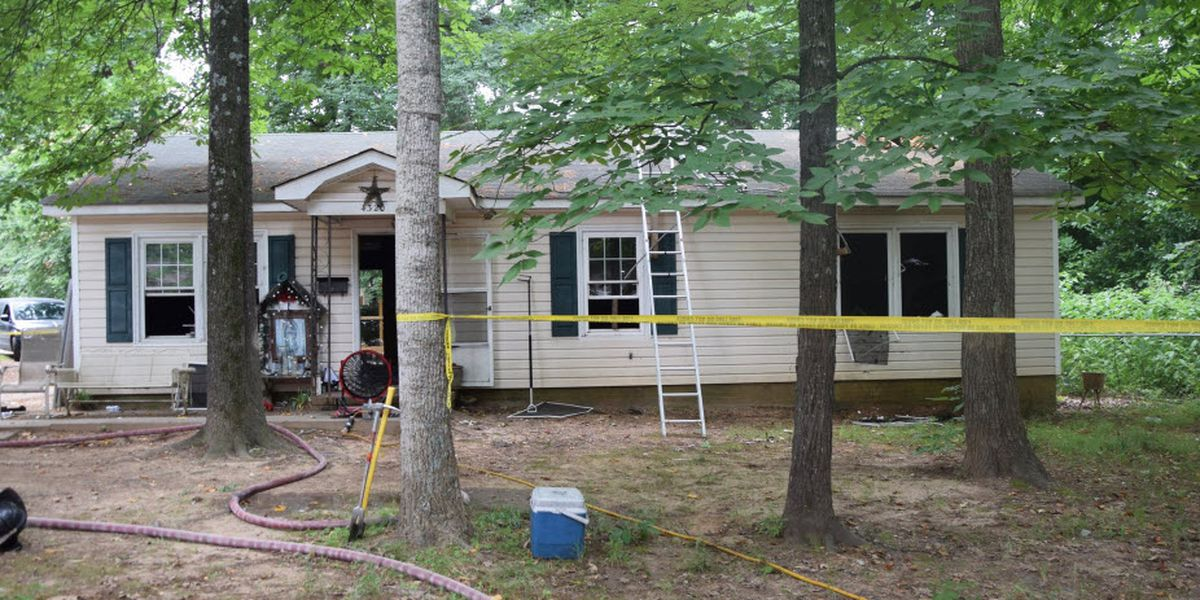 East Charlotte house fire was intentionally set, investigators say