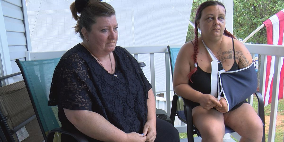 Concord mother and daughter want to thank bystanders, first responders who offered help after serious crash