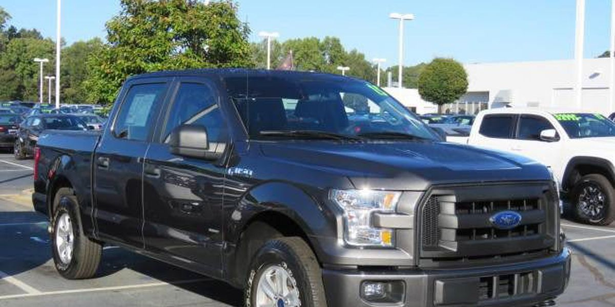 Find fall foliage in a used Toyota truck this year