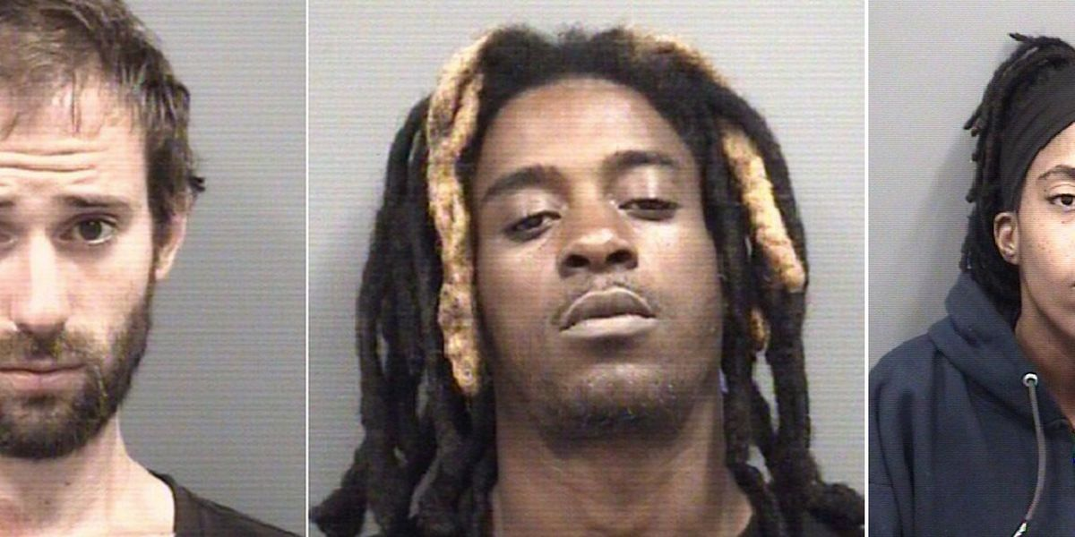 Police: 3 arrested, indicted on drug charges in Rowan Co.