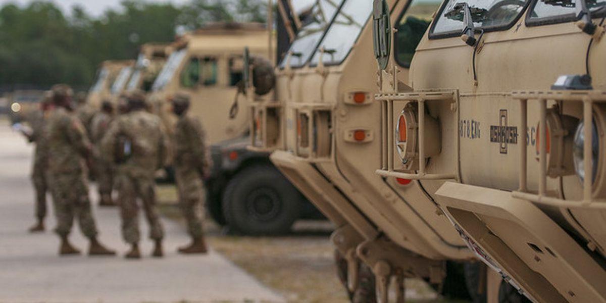 First U.S. service member dies from coronavirus
