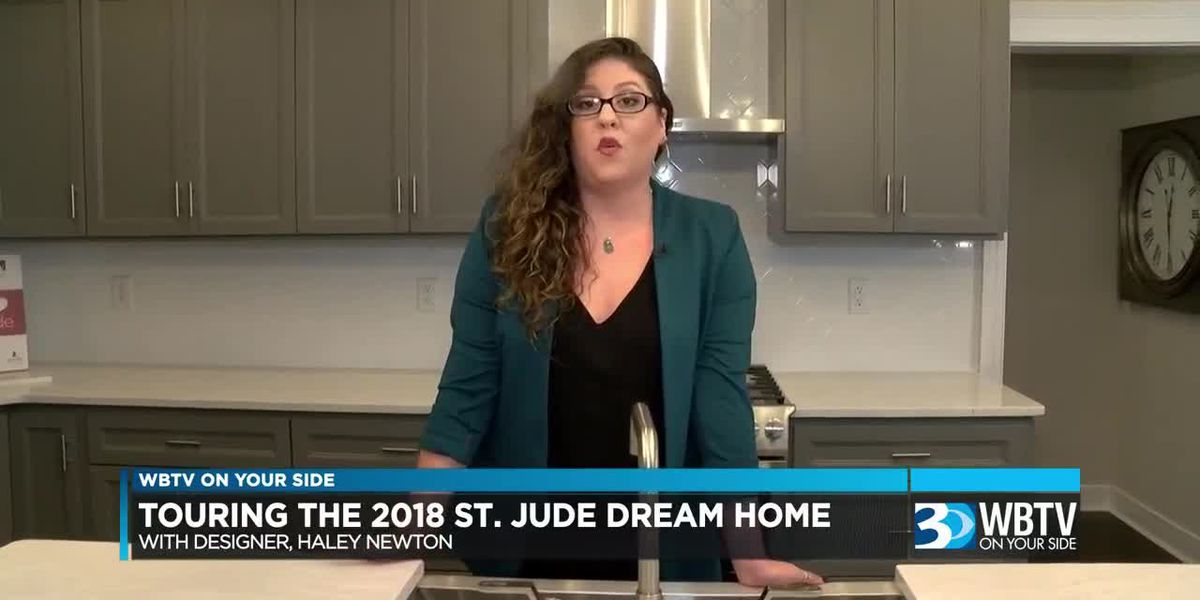 St. Jude Dream Home Giveaway, Part. 2