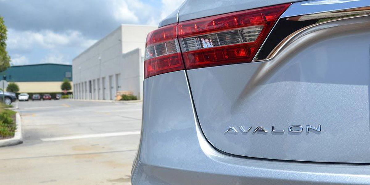 Take a look at the new 2018 Toyota Avalon!