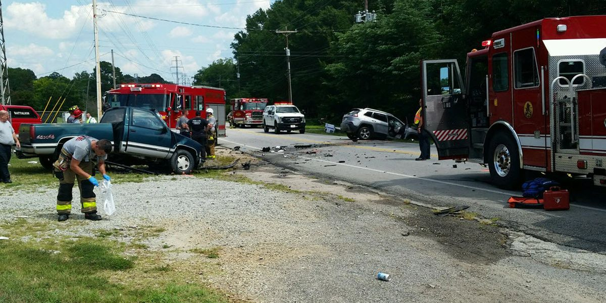 Man killed, two others injured in head-on crash in Salisbury