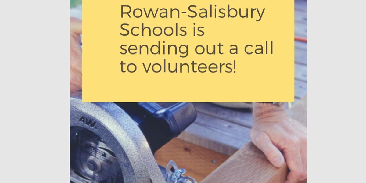 Rowan-Salisbury Schools issue plea for community help