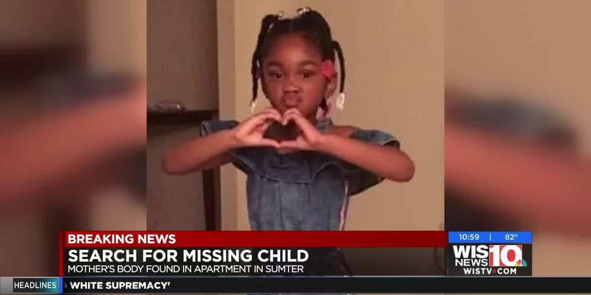Sumter mother found dead, 5-year-old daughter missing