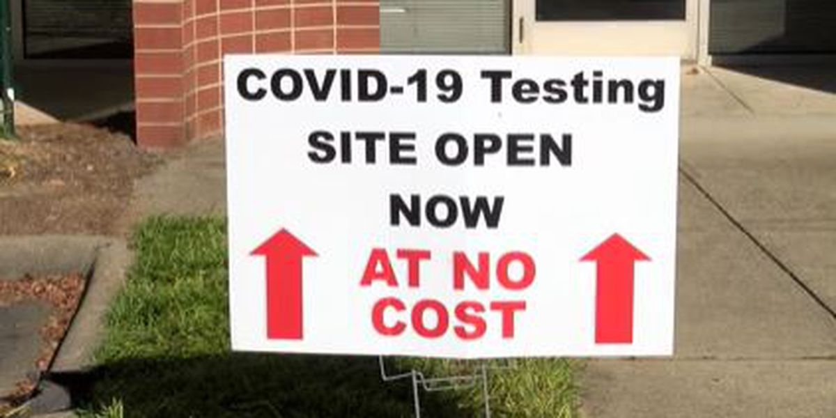 Free testing held for attendees of two-day Charlotte church event possibly linked to COVID-19 cases
