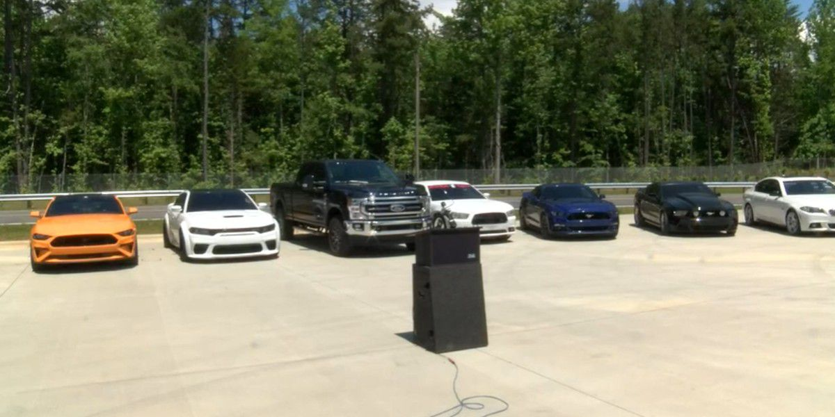 60 vehicles impounded, more than 50 people indicted for aggressive driving and street racing in Charlotte