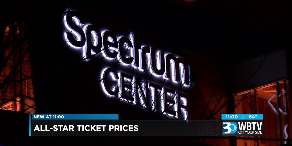 Report: Ticket prices for NBA All-Star Game in Charlotte higher than prices for same event from years past