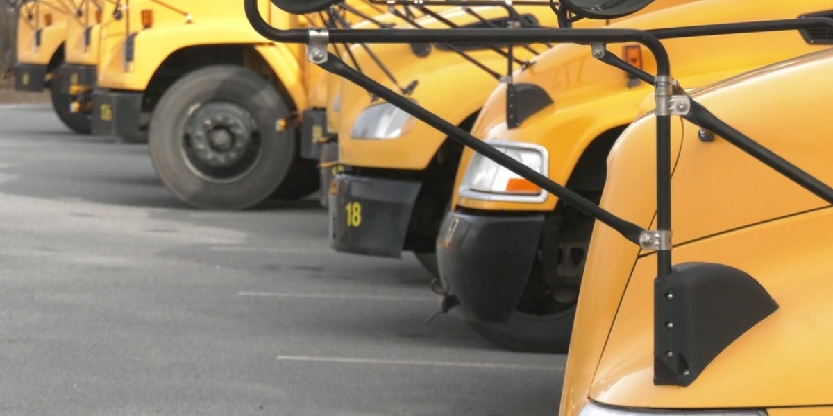 CMS scrambles to find work for bus drivers while schools are closed