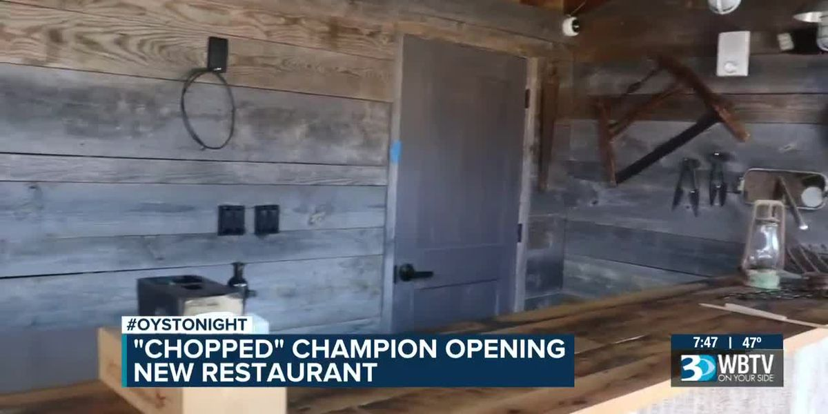 'Chopped' champion Chef Coleman opening new restaurant in Charlotte