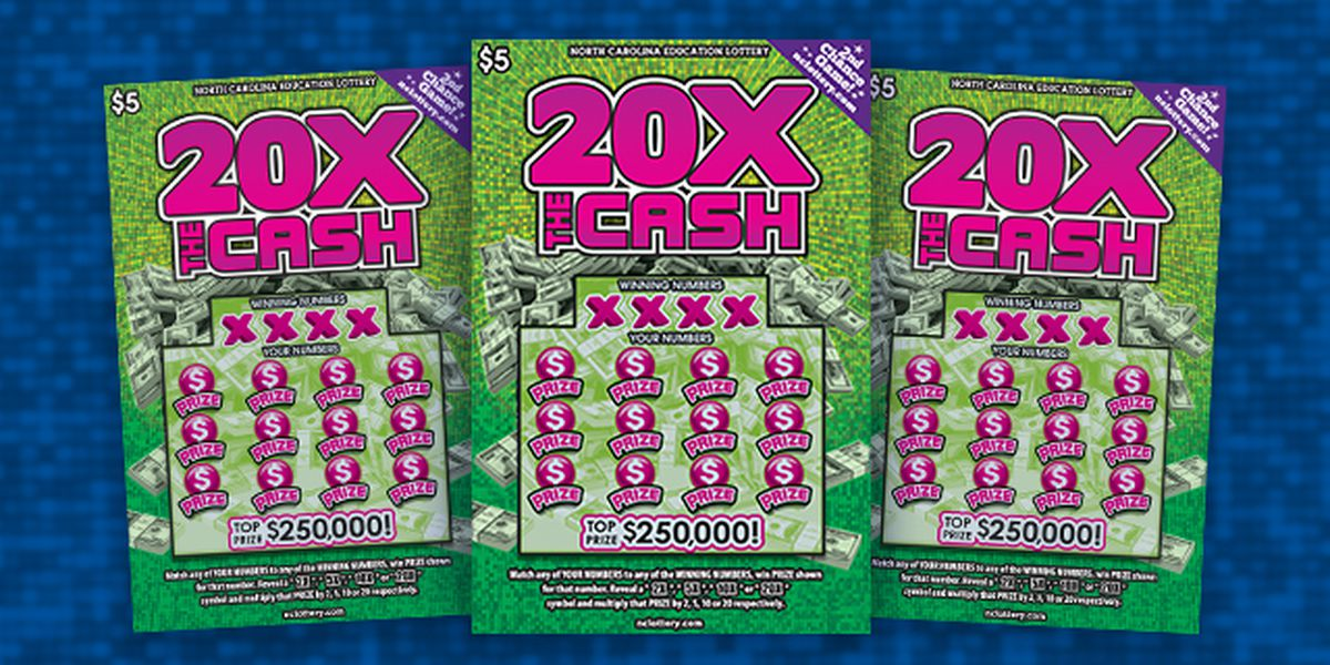 Catawba County man finds lucky penny, wins $250,000 top prize