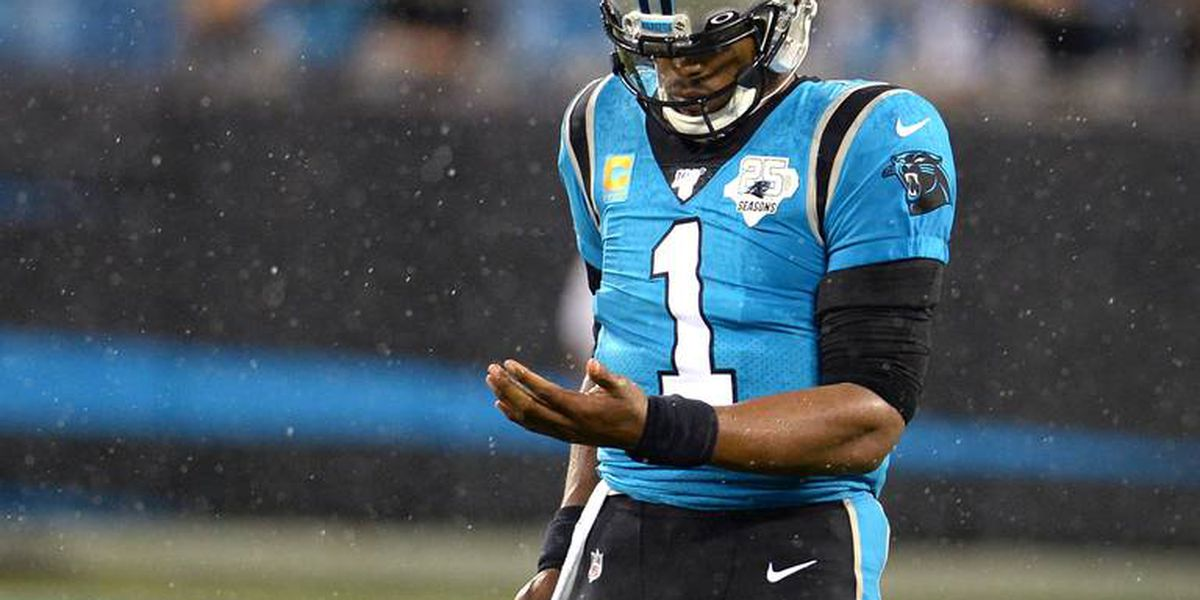 Panthers rule QB Cam Newton out for Week 4 at Houston; Kyle Allen to start again