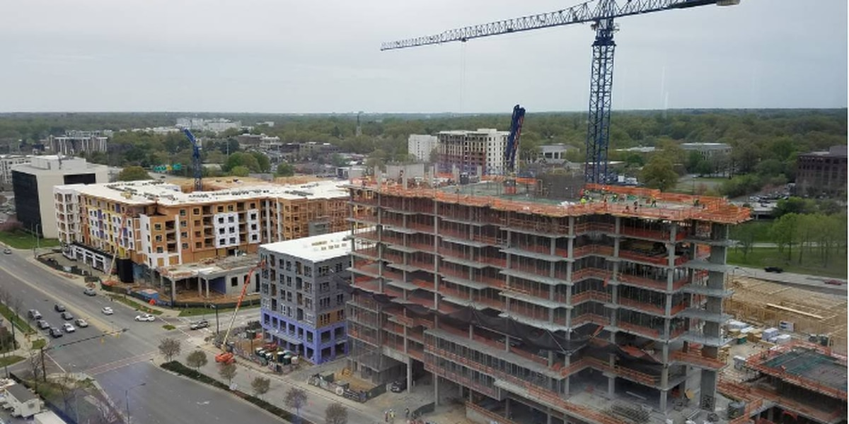 Here's when new apartments, hotels and stores are opening in uptown Charlotte