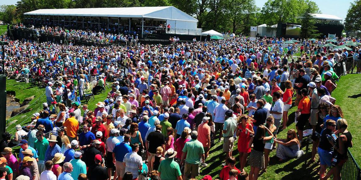 Charlotte's Quail Hollow will wait to host golf's Presidents Cup. But Wells Fargo returning