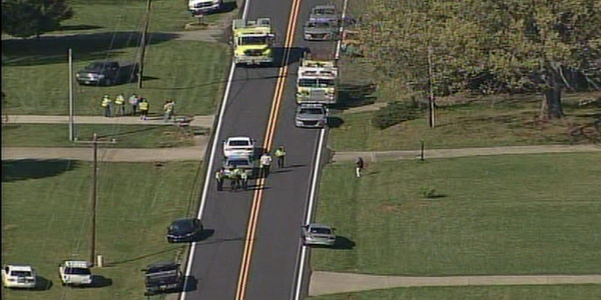 Person airlifted after being struck by vehicle in Lincoln County