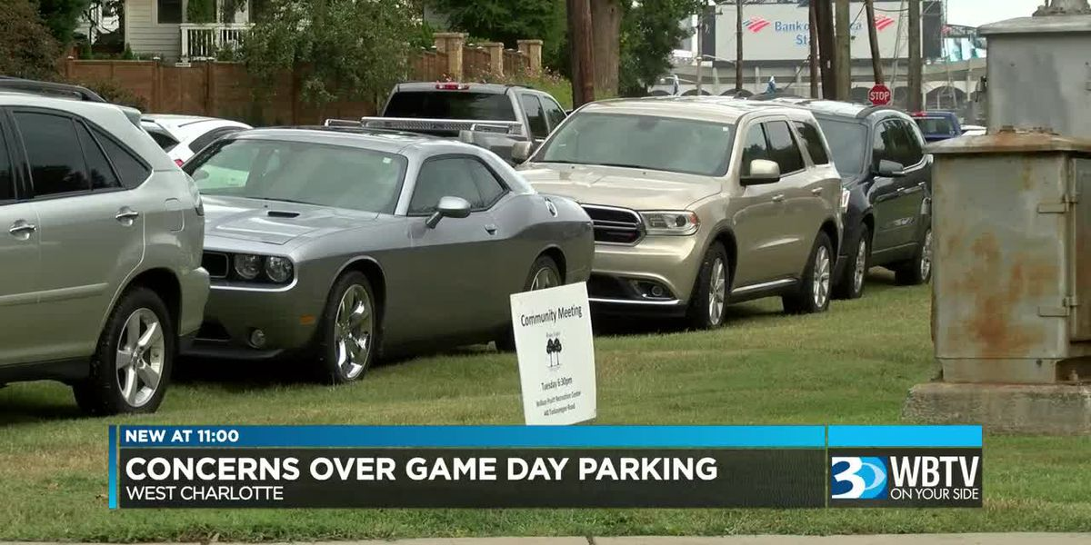Popular new Panthers game parking spot to be closed by park rangers