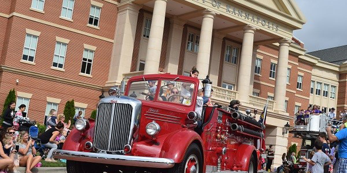 Kannapolis Fire Truck Parade and Festival set for September 28