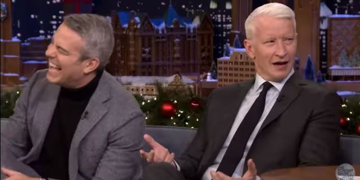 TV pals Anderson Cooper and Andy Cohen coming to Charlotte stage