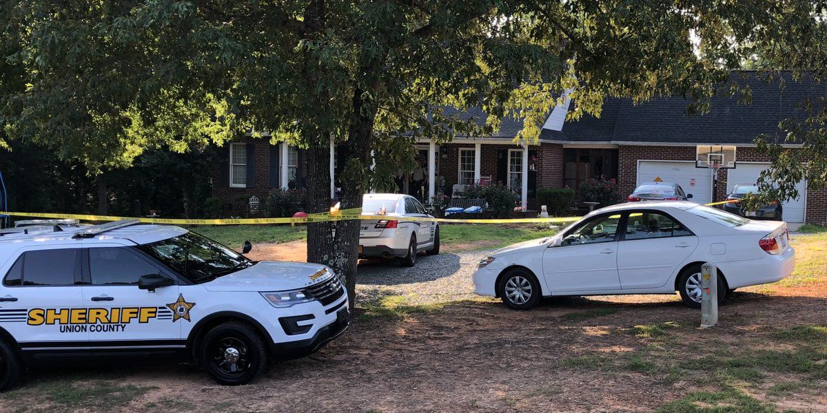 Union County Sheriff's Office investigates shooting in Waxhaw