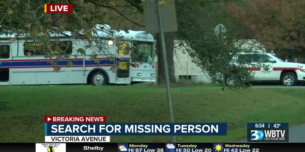 Search underway for missing woman in north Charlotte