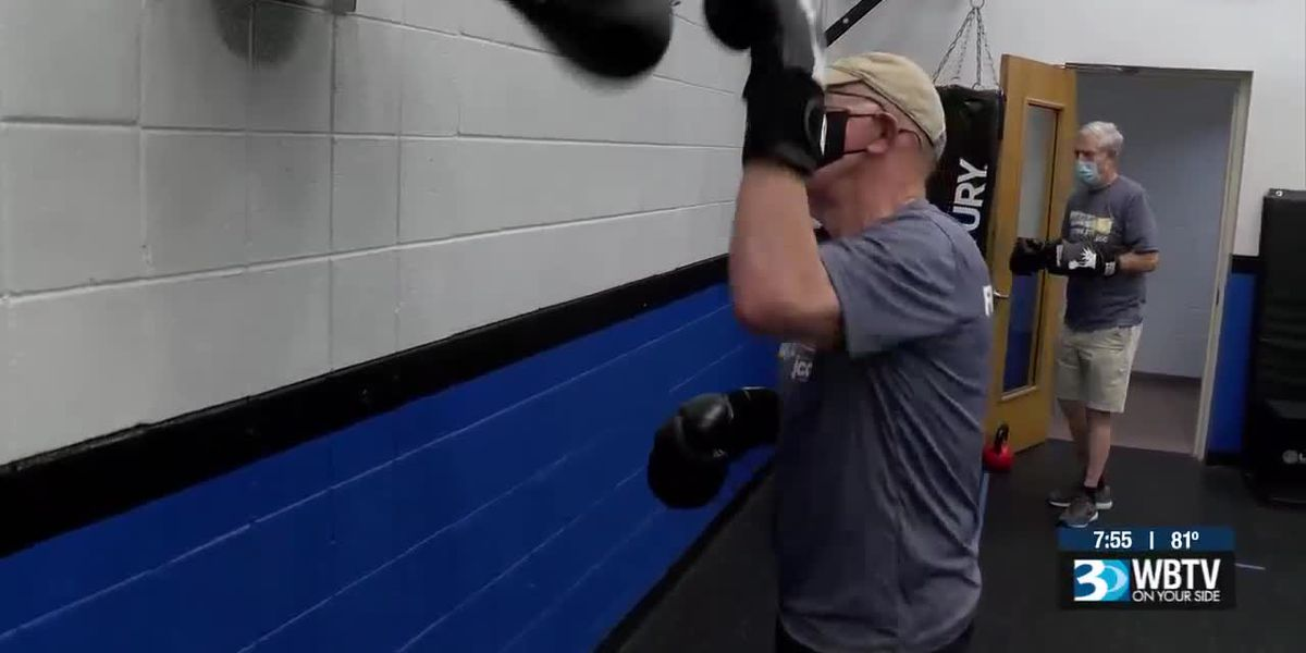 Gym helps people with Parkinson's disease