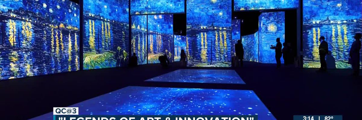 'Legends of Art & Innovation' coming to Biltmore