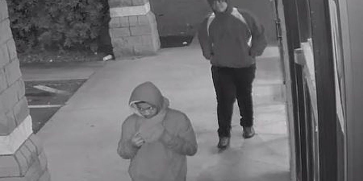 Crime Stoppers: Police trying to identify suspects from vape shop robbery