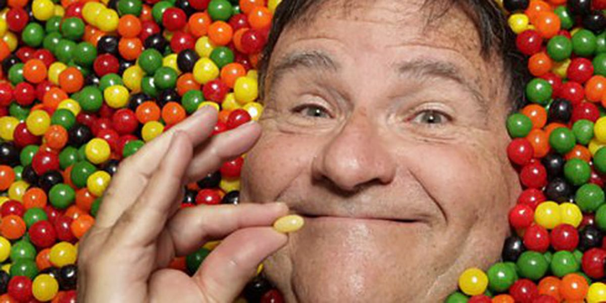 Jelly Belly founder to give away candy factory in nationwide treasure hunt