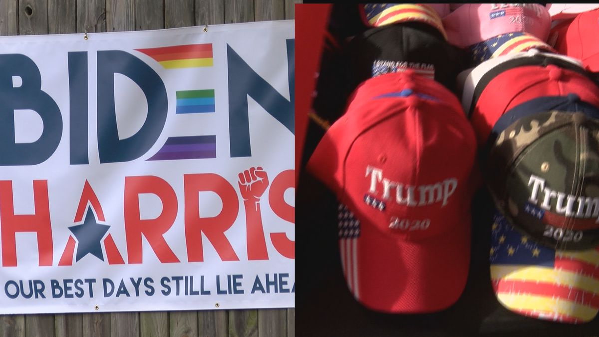 Campaign representatives speak about Trump, Harris visits to North Carolina