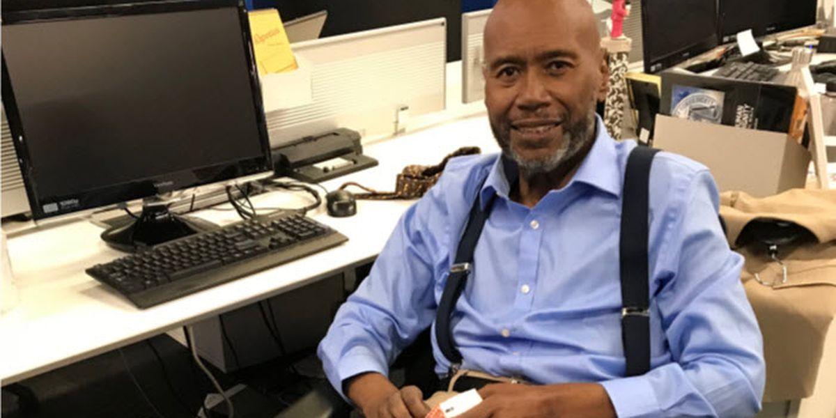 Steve Crump returns to WBTV after 9-month medical leave