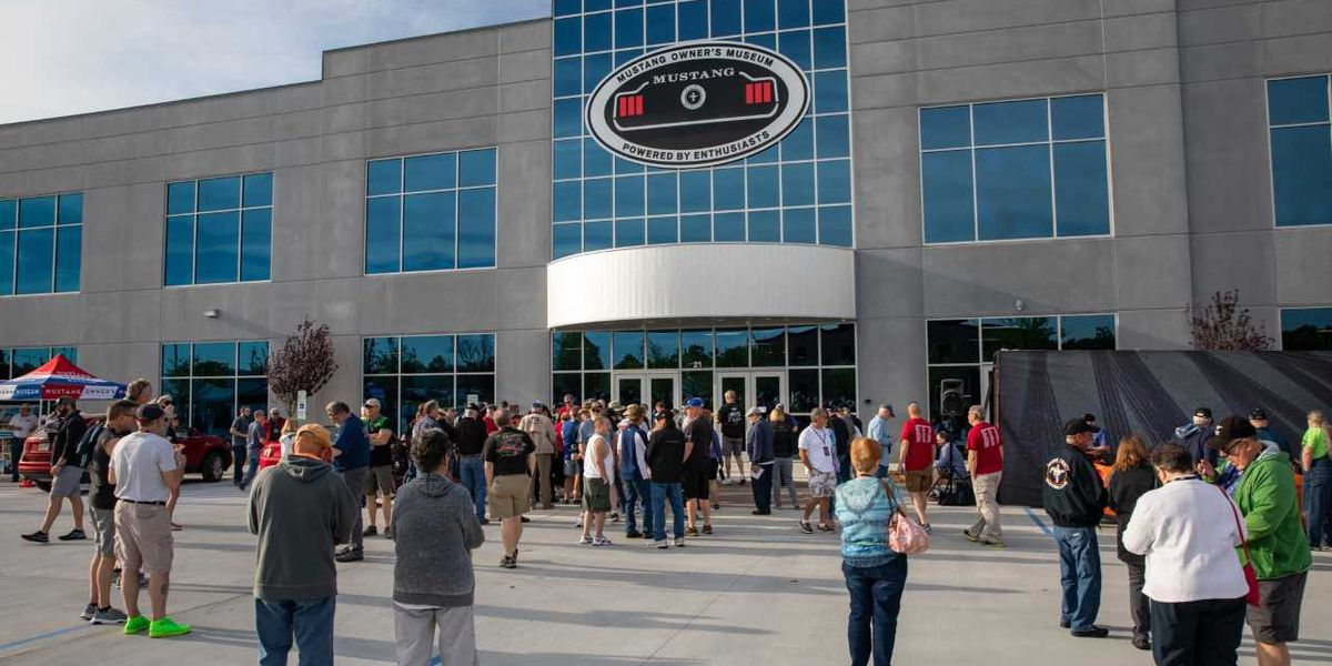 Mustang Museum now open in Concord