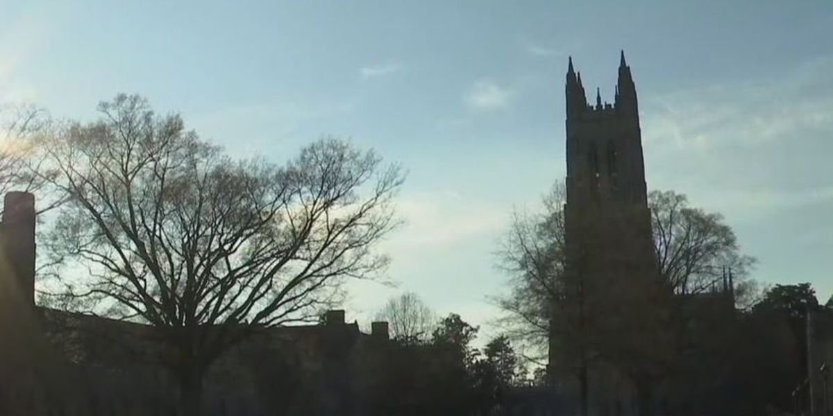 Duke University postpones spring graduation ceremonies due to coronavirus concerns